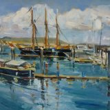 Three Masted Ketch, Dun Laoghaire