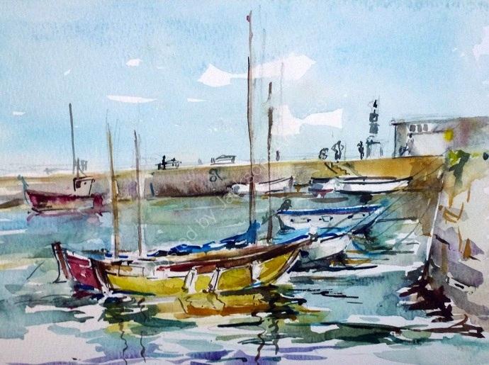 Bullock Harbour, Dublin