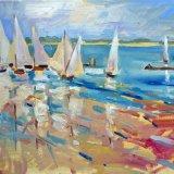 Sails at Safe Harbour.  Sold