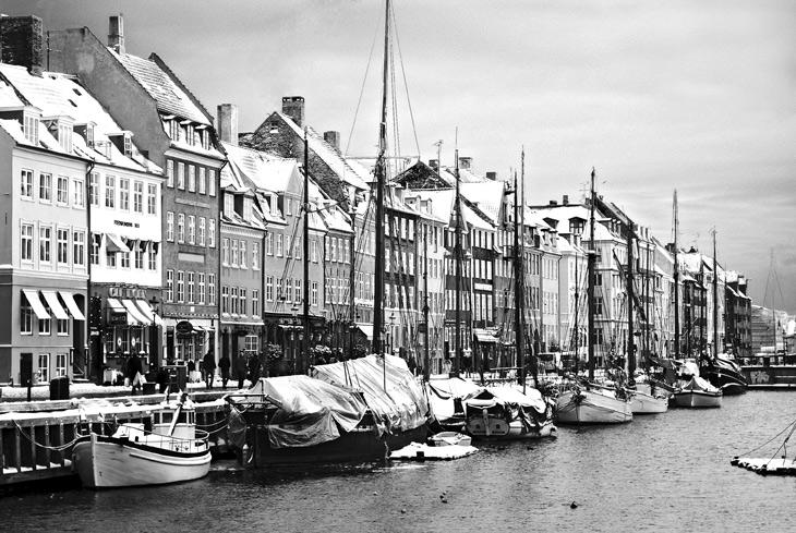 winter in Nyhavn