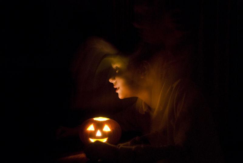 Lorenzo in Halloween