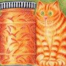 marmalade, cat