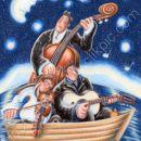 night, skye, boat, song