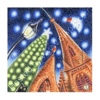 starry dumfries christmas*
