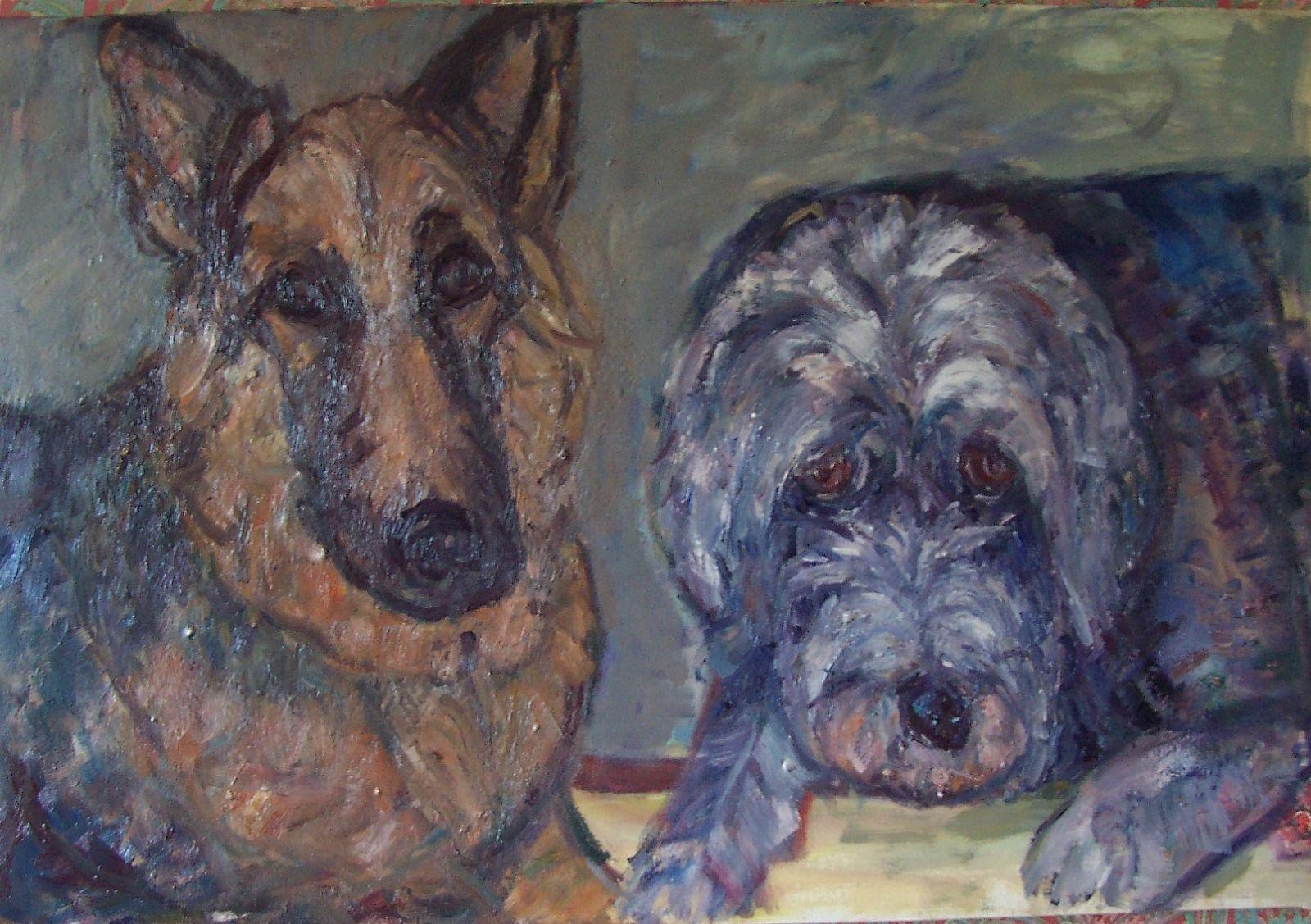 Holly & Murphy