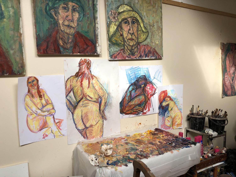 Val Robinson in Studio 2