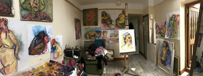 Val Robinson in Studio 5