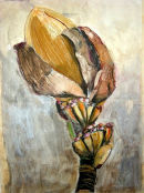 paper flowers 3, 2010
