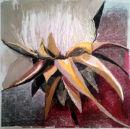 fiori di carta 10 - omaggio a William Morris, 2013