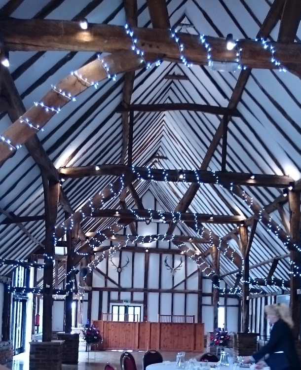 DSC The Barn Knebworth
