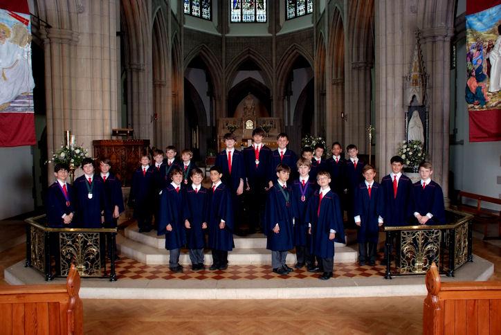 King's College School Choir, Wimbledon