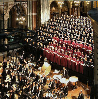 Bach Choir/Westminster Cathedral