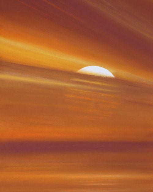 Terracotta Sunset
