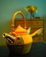 Teapot of a rounin 4