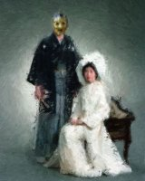 Tottsama of the watermill and his bride