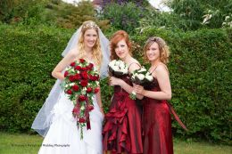 Wedding photography at St Margaret of Antioch
