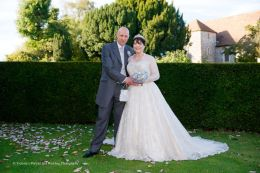 Wedding photography at St Peter at Westcliffe