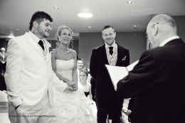 Wedding photography at The Ramada Hotel, Dover, Kent