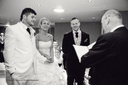Wedding photography at The Ramada Hotel, Dover, Kent