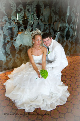 Wedding photography at The Ramada Hotel