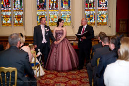 Wedding Dover Town Hall 013