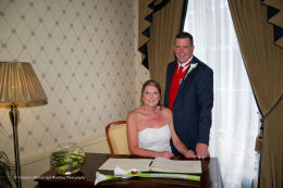 Wedding Maybrook House 01