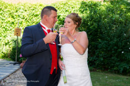 Wedding Maybrook House 02