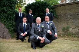 Wedding St Augustine's 012