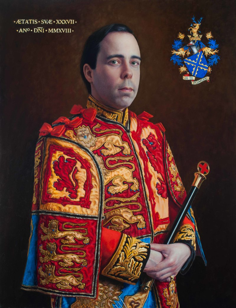 An Officer of Arms