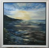 Low tide at daybreak