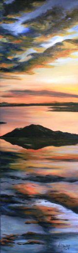 Midnight over Skye 2