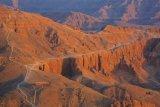 theban hills egypt