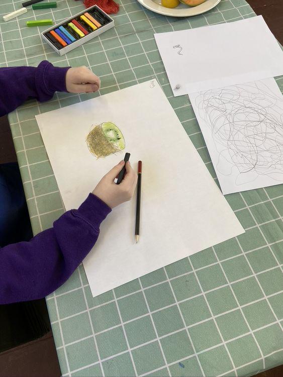 Fruit drawings 1