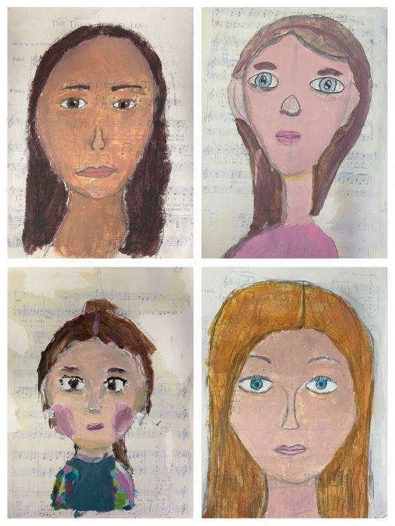 Expressive portraits2