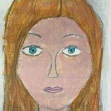 Expressive Self Portrait 4