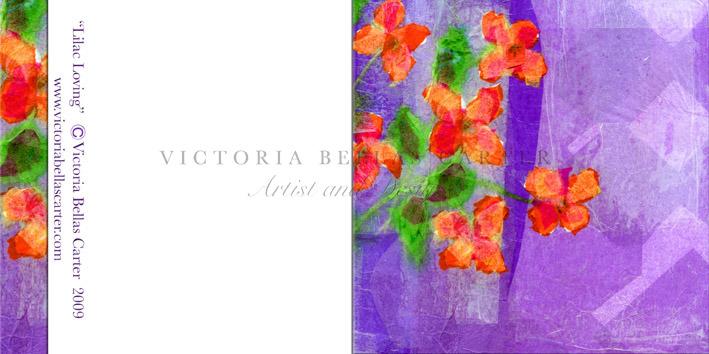 'Lilac Loving'