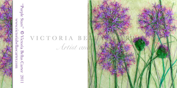 'Purple Stars'