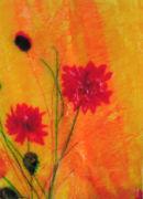 'Summer Loving'  Original Framed Art Work. SOLD