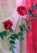 'Valentine'  Original Art Work SOLD