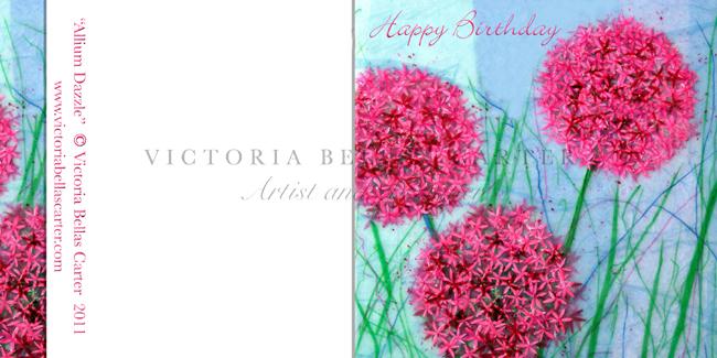 Happy Birthday 'Allium Dazzle'