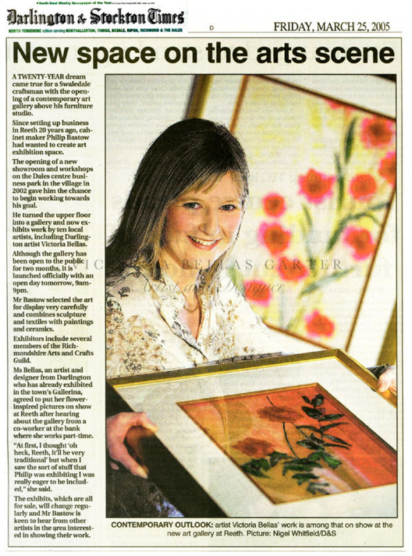 Courtesy of The Darlington & Stockton Times25th March 2005
