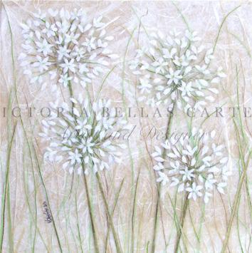 'Felice' Original Tissue Paper Collage On Canvas. SOLD