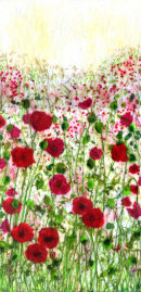 Forever Poppies SOLD