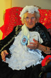 Our 100 year old Queen Victoria