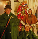 Christmas, circa 1830