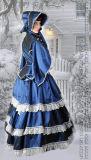 Day dress, 1860's