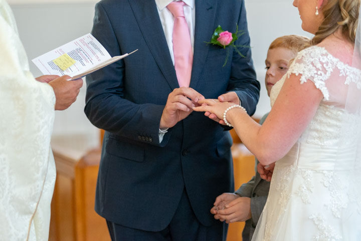 wedding photographer Fordingbridge New Forest