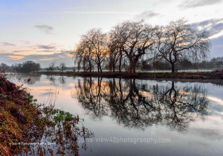 River Avon at Fordingbridge