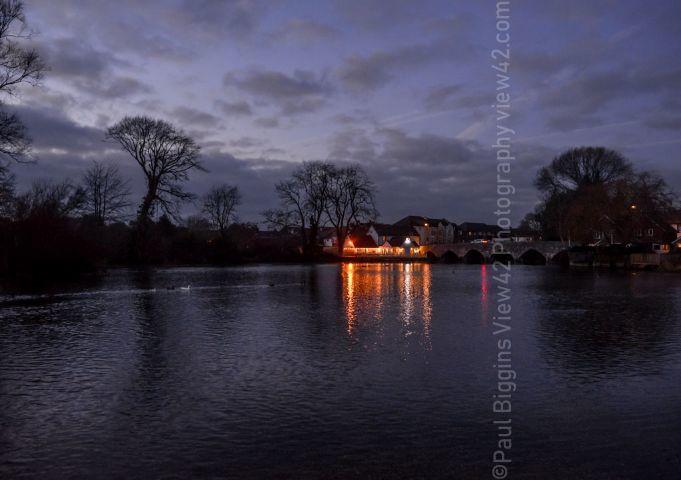 Fordingbridge by Night