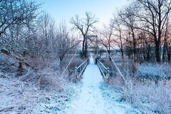 winter 2017 2018 Fordingbridge New Forest